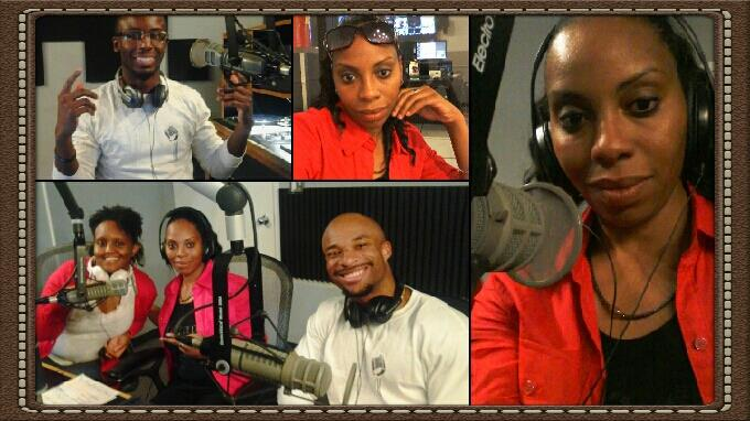 Radio Interview with Founder of Sunfire Talent: Elisia Collins