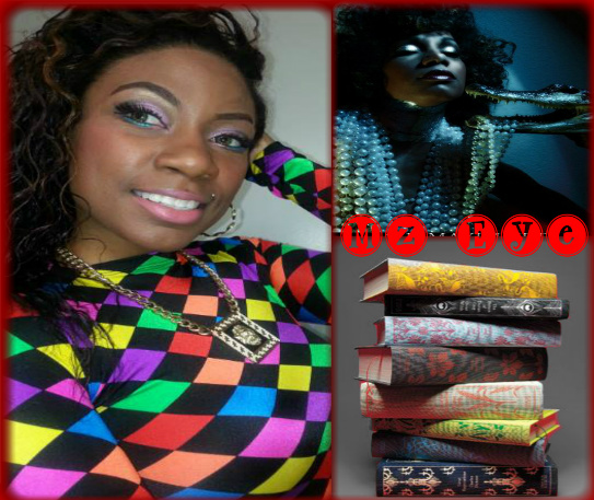 Featured Author Mz Eye