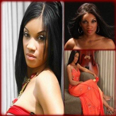 Featured Actress and Model Kareen Kennedy