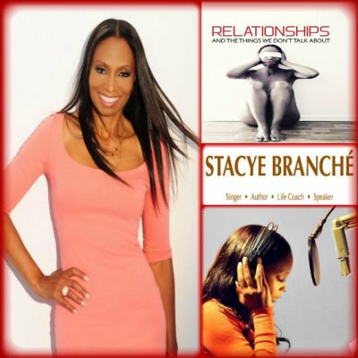 Featured Artist and Author Stacye Branché