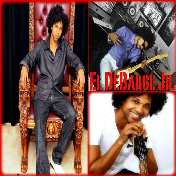 Featured Artist El DeBarge Jr.
