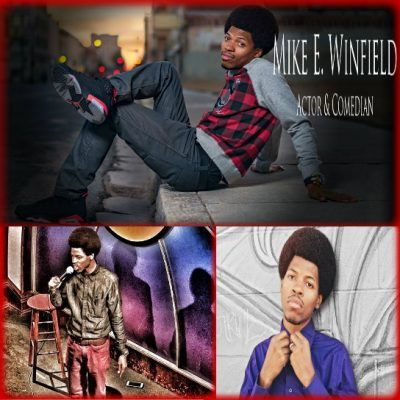 Featured Actor and Comedian Mike E. WinField