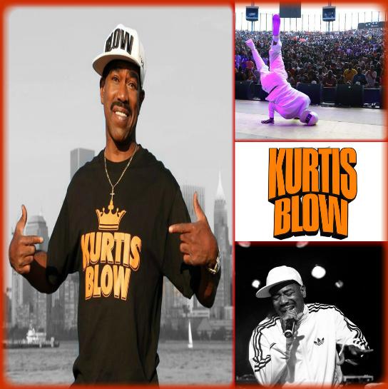 Featured Artist Kurtis Blow