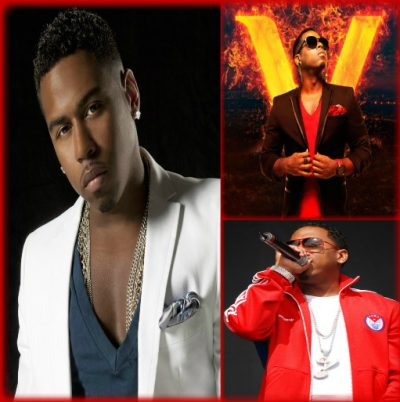 Featured Artist Bobby V