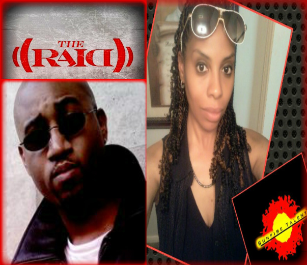 Featured Artist The Raid and Sunfire