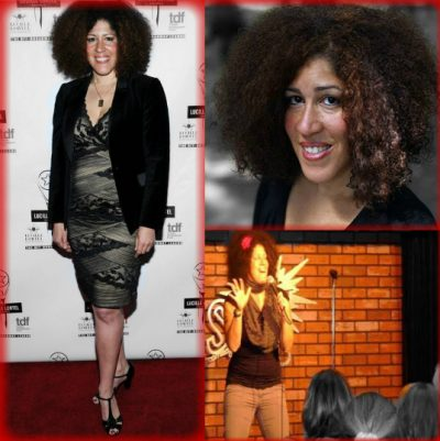 Featured Talent Rain Pryor