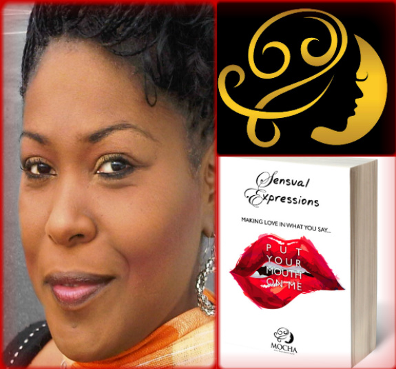 Featured Author and Motivational Speaker Mocha