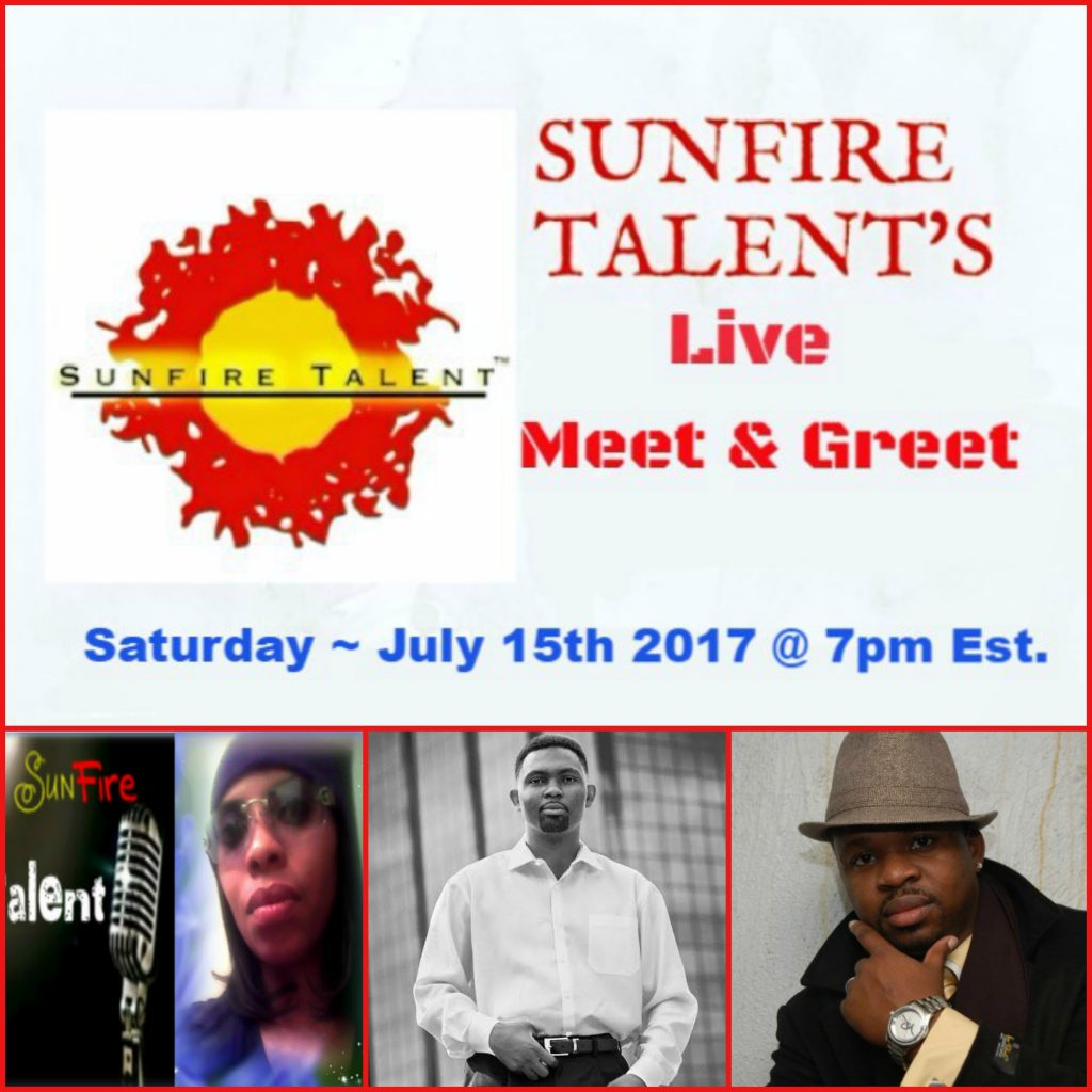Sunfire Talent's Meet the Talent