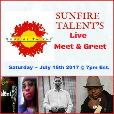 Sunfire Talent's Meet the Talent